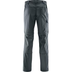 Maier Sports Saale Triple Zip Off Pants Men graphite